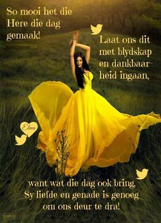 Discover recipes, home ideas, style inspiration and other ideas to try. Morning Greetings Quotes, Good Morning Messages, Good Morning Wishes, Day Wishes, Good Morning Quotes, Lekker Dag, Evening Greetings, Afrikaanse Quotes, Goeie Nag