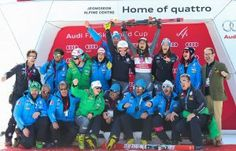 Alberto Ghezze leaves the Italian women's World Cup speed team to work on the Cortina 2021 World Championships.
