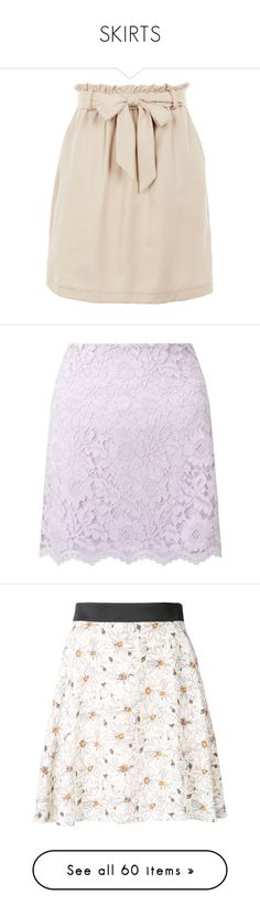 """""""SKIRTS"""" by mydntkrl ❤ liked on Polyvore featuring skirts, mini skirts, beige, beige mini skirt, tie-dye skirt, topshop skirts, beige skirt, short mini skirts, lilac and lacy skirt"""