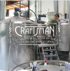 Craftsman Brewing in Pasadena, CA