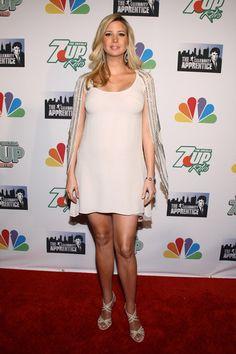 "Ivanka Trump - ""The Celebrity Apprentice"" Season 4 Finale in New York City"