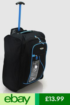 8f02414405 Cabin Approved Multi use Carry On Flight Bags Luggage Trolley Case Bag UK  SELLER