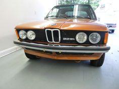 1979 BMW 323i Baur