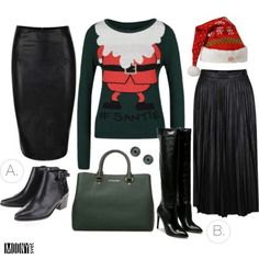 mikulasky sveter vianocny