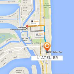 """""""BISCAYNE TIGERS ROAR!"""" is what you will hear your children screaming loud and proud if you choose L'Atelier in Miami as your home. Biscayne Elementary School is located at just 0.9 m. away, giving you the option to be really close to your kids in case of an emergency  or just to enjoy an amazing Biscayne Tigers football game. Be part of this amazing  community, come live at L'Atelier!"""