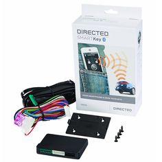 Sistema de seguridad remoto para tu auto SmartKey Bluetooth®