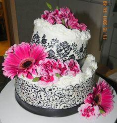 A cake I made just to make!
