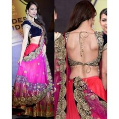 @ $136 Mallaika Arora Lehenga Choli with FREE shipping worldwide offer.