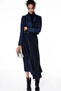 """ZAC Zac Posen Pre-Fall 2016 Fashion Show. Modest doesn't mean frumpy. For more Fashion Tips (and a free eBook): http://eepurl.com/4jcGX Do your clothing choices, manners, and poise portray the image you want to send? """"Dress how you wish to be dealt with!"""" (E. Jean) http://www.colleenhammond.com/"""