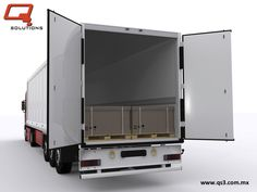Q Load Optimizer es una solución innovadora que calcula qué órdenes se pueden combinar y cómo, para así maximizar el rendimiento de los transportes. Es una solución esencial para empresas que deseen tener una mejor organización en su gestión de transporte. #qsolutions #QSOLUTIONS #cadenadesuministro #logística