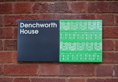 hat-trick design have just completed a wayfinding project for the stockwell park estate development in lambeth, south london.