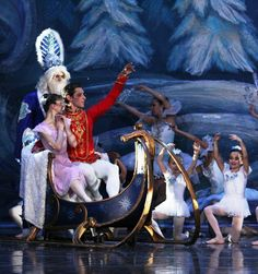So many correct answers so far! If you haven't entered to #win yet, maybe you can get this one..What is the name of this authentic #Russian style sleigh? www.nutcracker.com/enter-to-win