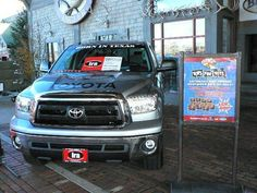 Amazing Check Out This Toyota Tundra At Our Toys For Tots Drive! Ira Toyota Of  Milford