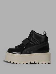 FENTY X PUMA Women'S Sneaker Boot Strap Wns in Black