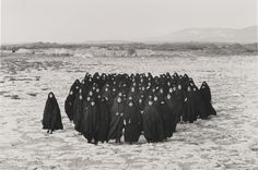 "Shirin Neshat RAPTURE"" SERIES"