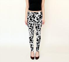 Dalmatian 2.0 Leggings - Available Here: http://artofwhere.com/shop/product/34496