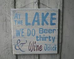 I need something like this for our cabin :))