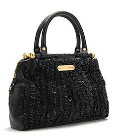 Betsey Johnson Purse-I also have it in brown:)