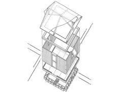 Shigeru Ban Architects | PAPER LOG HOUSE