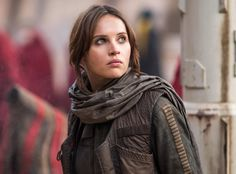 Are you looking for Jyn Erso Scarf? We have sorted out the best Star Wars gifts in the universe so that you don't need to go to galaxy far far away. Rogue One 2016, Rogue One Jyn Erso, Rogue One Star Wars, Star Trek, Star Wars Icons, Star Wars Characters, Fictional Characters, Felicity Rose Hadley Jones, Star Wars Girls