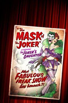 Joker's Daughter aka Duela Dent DC Bombshell Variant Covers from DC Comics - IGN