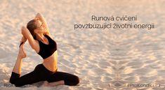 Runová cvičení povzbuzující životní energii | ProKondici.cz