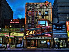 It's difficult to picture today, but there was a time when Toronto when was a town lit up by neon, little glass tubes that would cast street corners, storefronts, and concerts venues in a saturated electric glow. Back in the 1970s, a walk along Yonge Street was an assault on...