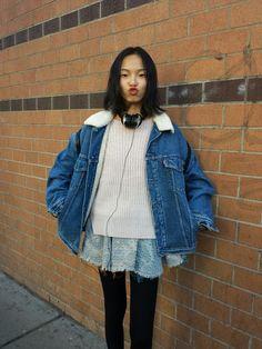 suedfe:  bahliss:  XIAO WEN JU  GOALS FOR LIFE