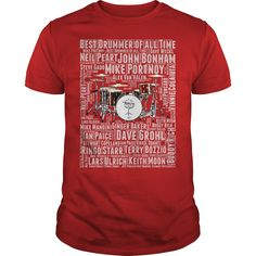 This Shirt Makes A Great Gift For You And Your Family.  BEST DRUMMER OF ALL TIME .Ugly Sweater, Xmas  Shirts,  Xmas T Shirts,  Job Shirts,  Tees,  Hoodies,  Ugly Sweaters,  Long Sleeve,  Funny Shirts,  Mama,  Boyfriend,  Girl,  Guy,  Lovers,  Papa,  Dad,  Daddy,  Grandma,  Grandpa,  Mi Mi,  Old Man,  Old Woman, Occupation T Shirts, Profession T Shirts, Career T Shirts,