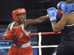 Claressa Shields, gold medalist boxer