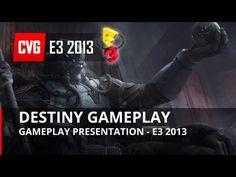 Destiny Gameplay Presentation - E3 2013