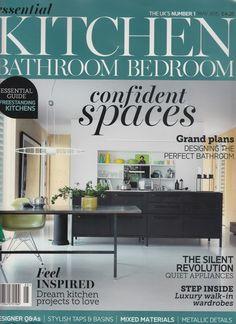 Clarendon Pouf in EKBB Magazine