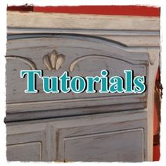 How To Distress Furniture | Distressed Furniture Tutorials |