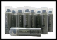 crystal lettering on Joico bottles