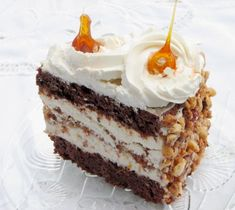 Romanian Desserts, Culinary Arts, Something Sweet, Sweet Treats, Food And Drink, Caramel, Pudding, Ice Cream, Favorite Recipes