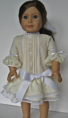 School Dress for American Girl Doll Samantha or by MyAuntGinny, $47.00