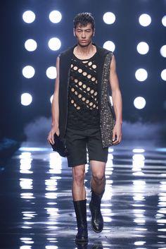 GIOIA PAN Spring/Summer 2016 - Mercedes-Benz Fashion Week China | Male Fashion Trends
