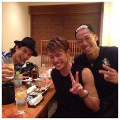 Imaichi Ryuji & Kenji & Akira