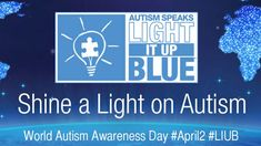 """""""With your continued support, we will make autism heard around the world, not only in April but all year out..."""" #LIUB"""