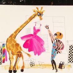 Donald Robertson - Mitford and the Fashion Zoo!!!