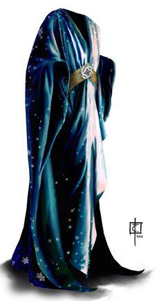 Wizard Robes | Wizard Robe cold by *Celurian on deviantART