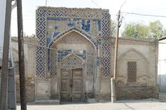 Uzbekistan_Bukhara: Photo by Ole Sondergaard