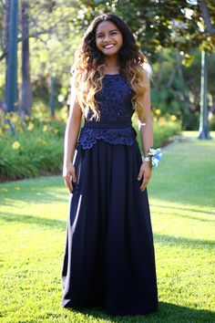 c76fc0cd3ab7 YouTuber Amber Scholl Turned This $4 Dress Into the Prom Gown of Your Dreams