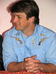 Nathan Fillion, Castle Abc, Stargate Atlantis, Joss Whedon, Buffy The Vampire Slayer, Art And Architecture, Travel Quotes, Funny Animals, Funny Quotes