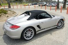 Porsche Boxster Spyder drops a weight class and hits harder than ever