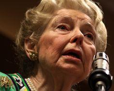 Phyllis Schlafly Dead: How Did Anti-Gay & Anti-Feminist Activist Die? - http://www.morningledger.com/phyllis-schlafly-dead-activist/1399655/