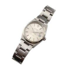 Vintage stainless steel gent`s Rolex Tudor Prince-Quartz Oysterdate wristwatch, ref #91534 From Baer & Bosch Auctioneers Inc