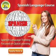 Spanish Language Training Focused on Quick Learning Spanish Language Courses, Interview Training, Global Citizen, How To Introduce Yourself, Vocabulary, How To Apply, Learning, Words, Spanish Courses