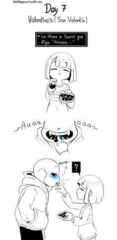Sans x Frisk Comic - 36 - UnderTale & UnderFell Sans x frisk Frans Undertale, Anime Undertale, Undertale Memes, Undertale Ships, Undertale Drawings, Undertale Cute, Underfell Sans X Frisk, Sans Frisk, Frisk Fanart