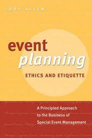 event planning ethics